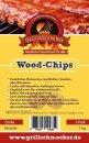 GRILLSCHMECKER Räucher Chips je Sorte 1kg 17...