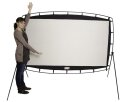 Outdoor Leinwand 92""