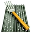 GRILL GRATE 2St. 50,8 x 13,34cm inkl. Tool