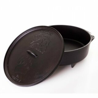 CAMP CHEF 16 Classic Dutch Oven
