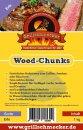 GRILLSCHMECKER Wood Chunks Erle 1kg