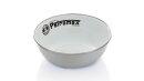 PETROMAX Emaille-Geschirr Schale weiß 2 Stück