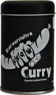 ROYAL SPICE Bratwurstultra Curry 90g
