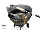MOESTA BBQ  FeuerWalze - Buchenholzrolle : für...