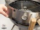 MOESTA BBQ  SmokeIt Verschluss Set für Smokin PizzaRing