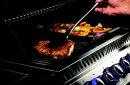 NAPOLEON 3teiliges Pro Grillbesteck-Set aus Edelstahl