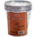 TRAEGER Aluminiumeinsatz für Fettauffang-Eimer - 5 Pack
