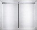 NAPOLEON 2er Einbau-Türe, klein (76 x 61 cm)