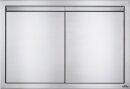 NAPOLEON 2er Einbau-Türe, groß (91 x 61 cm)
