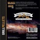 GRILLSCHMECKER Grillpellets Sonderedition Walnuss/Buche 10kg