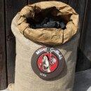MILLER Grillkohle Eukalyptusholz 10kg