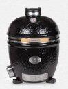 MONOLITH Classic BBQ Guru Pro 2.0 schwarz ohne Gestell...
