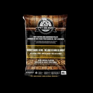 PITBOSS Grillpellets Whiskey Blend 9kg
