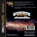 GRILLSCHMECKER Grillpellets Rebholz/Buche10kg