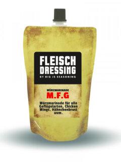 BIG J`S Fleisch Dressing M.F.G 180g Beutel -NEU-