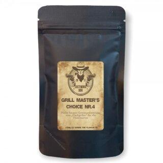 EASTWOOD BBQ Grill Masters Choice Nr 4 300g Beutel -NEU-